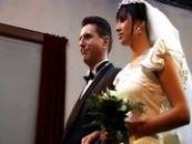 Noiva faz sexo com os padrinhos