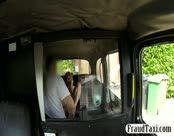 Transando com o taxista