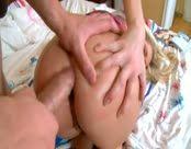 Primeiro sexo anal da novinha